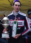 Trisan Jones 2009 Winner John Venturi Memorial Trophy